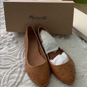 NWT Madewell Flat shoe